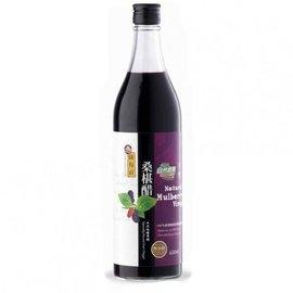 陳稼莊 桑椹醋(無加糖) 600c.c #無糖