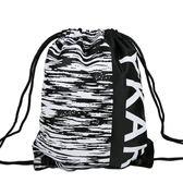 籃球袋子籃球包雙肩足球包訓練包大容量簡易裝備包抽繩雙肩包 挪威森林