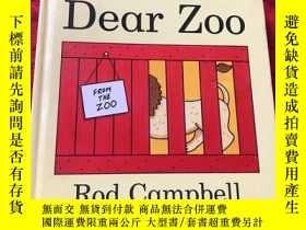 二手書博民逛書店罕見DearZoo名家RodCampbell紙板書吳敏蘭繪本Y16761 Rod Campbell 著 Ma