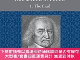 二手書博民逛書店Thomas罕見Hobbes Translations Of HomerY464532 Eric Nelson