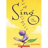 SING SING A SONG 英文繪本~主題品格教育~