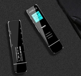 MP3錄音筆專業高清降噪微型超小聲控迷你學生上課用MP3正品錄音機器 DF  艾維朵