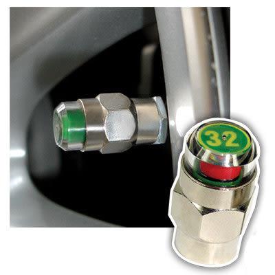 車之嚴選 cars_go 汽車用品【ABT369】安伯特ANBORTEH胎壓偵測氣嘴蓋32psi(一組2入)