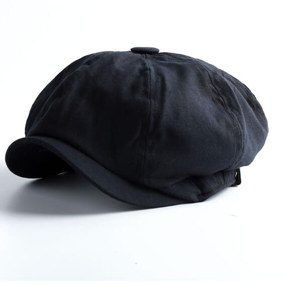 帽子男英倫春夏百搭