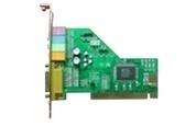 [富廉網]【KTNET】KTCAPIVJSD4C PCI音效卡4CH