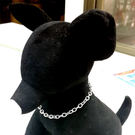 【Fulgor Jewel】不鏽鋼寵物項鍊含小龍蝦扣(無吊牌)