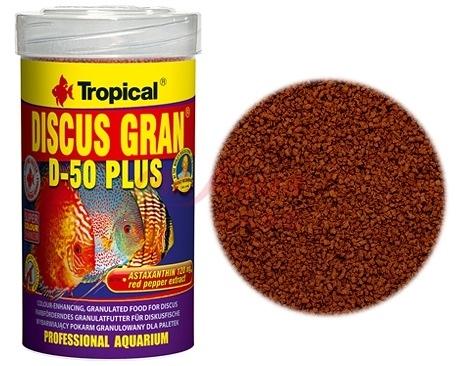 {台中水族} Tropical 德比客 熱帶魚高營養增艷顆粒 1000ml ---特價