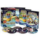 星際探險趣 DVD ( SPACE RACERS ) 附手冊/貼紙組