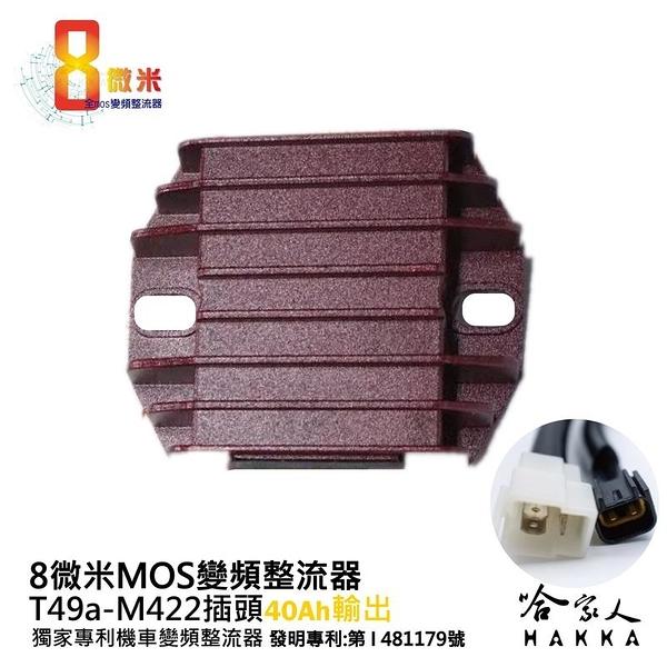 8微米 變頻整流器 M422 不發燙 專利 40ah 鈴木 SUZUKI DR-Z400 哈家人
