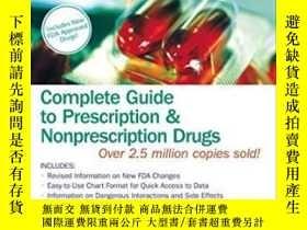 二手書博民逛書店Complete罕見Guide To Prescription