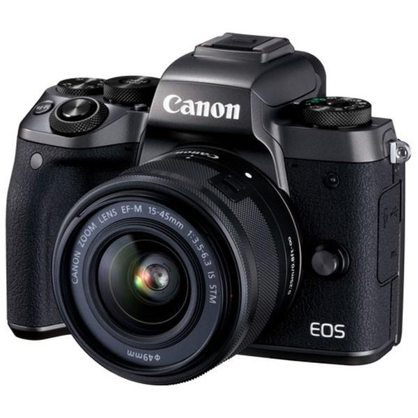 《映像數位》CANON EOS M5 機身+15-45mm IS STM KIT組【全新公司貨】【套餐全配】**