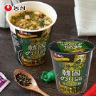 韓國 農心 海苔味杯麵 65g 海苔味杯...