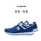 HYPER HEROES Tommaso418復刻運動慢跑鞋 H17211365 -藍白款 | OS小舖