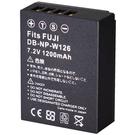 Kamera Fujifilm NP-W126 高品質鋰電池 HS30 HS33 HS50 EXR HS30EXR HS33EXR HS50EXR 保固1年 W126 W126S