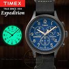 TIMEX美國第一品牌Expedition遠征系列計時腕錶TW4B04200公司貨/禮物