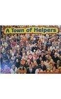 二手書《Steck-Vaughn Pair-It Books Foundation: Student Edition Grade P Town of Helpers, A, Places》 R2Y 0739844938