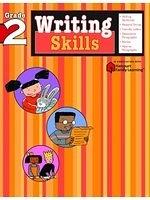 二手書博民逛書店《Writing Skills: Grade 2 (Flash Kids Harcourt Family Learning)》 R2Y ISBN:9781411404809