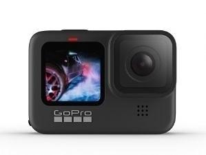 GoPro HERO9 BLACK 前後雙LCD 10米防水 HyperSmooth 3.0 【公司貨】
