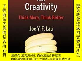 二手書博民逛書店An罕見Introduction To Critical Thinking And CreativityY25