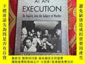 二手書博民逛書店【罕見】pictures at an execution an