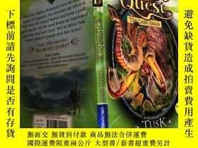 二手書博民逛書店Beast罕見Quest :The Mighty Mammoth 野獸探索:猛獁象Y200392