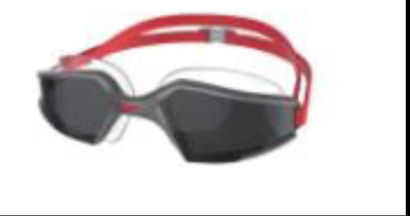【線上體育】SPEEDO 成人進階泳鏡Aquapulse Max 2 銀-灰