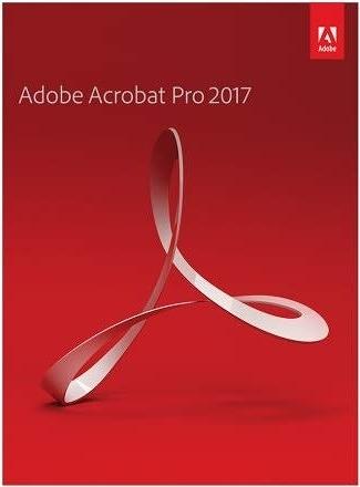 【限時特賣】Adobe Acrobat Pro 2017 專業中文版 for windows