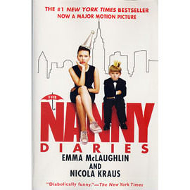 【電影小說】THE NANNY DIARIES (豪門保姆日記)