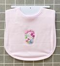 【震撼精品百貨】Hello Kitty 凱蒂貓~三麗鷗 凱蒂貓印花圍兜兜-粉繩#07326