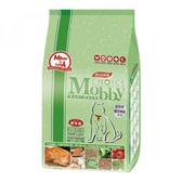 【寵物王國】莫比自然食-低卡成貓抗毛球配方1.5kg