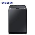 [SAMSUNG 三星]20公斤 智慧觸控手洗變頻洗衣機-奢華黑 WA20R8700GV