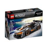 75892【LEGO 樂高積木】賽車系列 Speed 麥拉倫 McLaren Senna (219pcs)