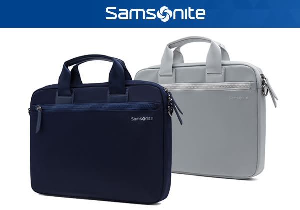 【漢博】 Samsonite DENDI - ICT BP5 * 002 - 13.3 吋 筆電手提包 ( 附肩背帶 )