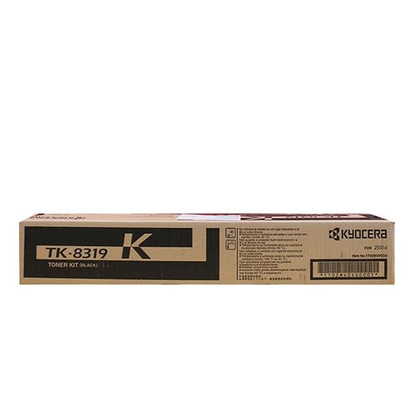 原廠碳粉匣 Kyocera 黑色 TK-8319K /適用 Kyocera TASKALFA 2550CI