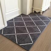 地墊 新款進門門墊入戶門腳墊門廳客廳臥室地毯北歐簡約地墊防滑T