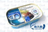 G0【魚大俠】FF111丹麥(頑)鱈魚肝罐頭(內容物120G/固形物70G)