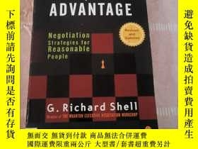 二手書博民逛書店Bargaining罕見for Advantage:Negotiation Strategies for Reas