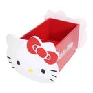 【震撼精品百貨】Hello Kitty 凱蒂貓~HELLO KITTY置物盒-大頭#38498