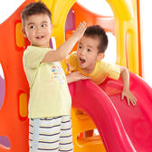 【愛的世界】純棉圓領短袖T恤/2~4歲-台灣製- ★春夏上著
