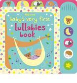 Baby's Very First Lullabies Book 小寶貝的搖籃曲有聲書