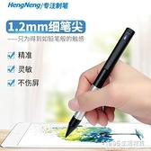 觸控筆 主動式電容筆蘋果iPad觸控筆pencil手機平板繪畫細筆頭手寫筆 1995生活雜貨