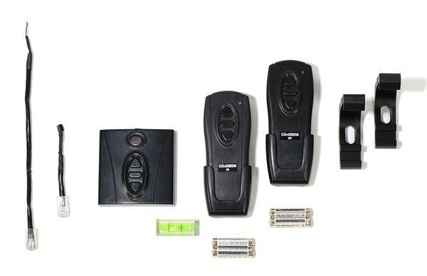 經典數位~億立 Elite Screens 135吋 16:9 升級版加長上黑邊暢銷型電動幕-玻纖布 PVMAX135UWH2-E24