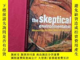 二手書博民逛書店The罕見Skeptical EnvironmentalistY