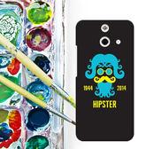 ✿ 3C膜露露 ✿ HTC One E8【老爺爺*水晶硬殼 】手機殼 保護殼 保護套 手機套
