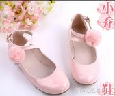 女僕鞋 女仆小喬可愛蘿莉cos鞋cosplay鞋子平底鞋單鞋 傾城小鋪