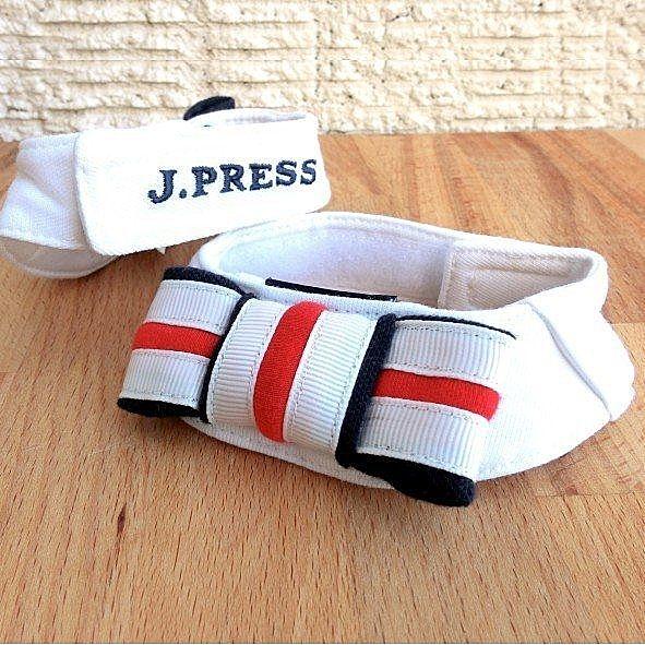 Pet's Talk~J.PRESS雅痞紳士風領結/領巾