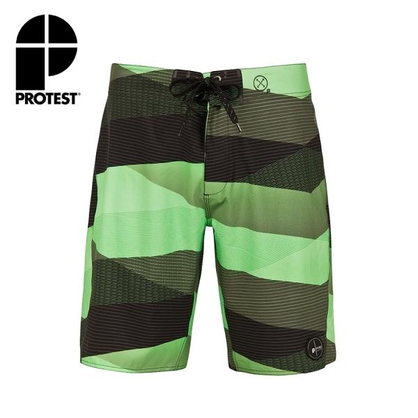 PROTEST 男衝浪褲 (綠霓虹) WITNESS BOARDSHORT