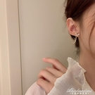 蝴蝶耳釘女氣質韓國個性耳夾耳環一體式超仙流蘇耳飾2020年新款 黛尼時尚精品
