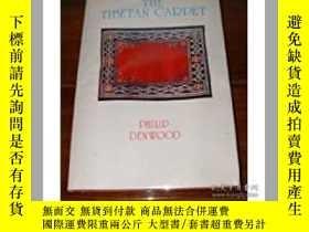 二手書博民逛書店《THE罕見TIBETAN CARPET》《中國西藏地毯》197