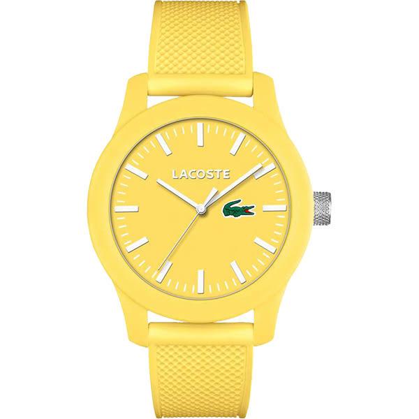 鱷魚牌 撞色活力手錶